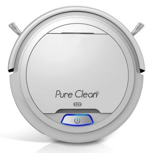 PUCRC25 Automatic Robot Vacuum Cleaner - Lithium Battery 90 Min