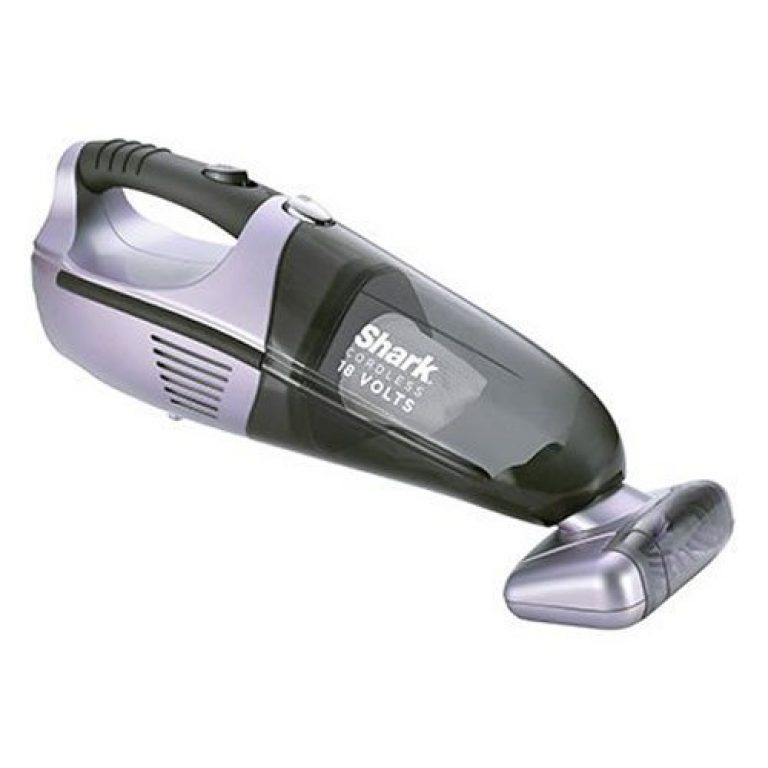 Shark Pet-Perfect II Cordless Bagless Hand Vacuum for Carpet SV780