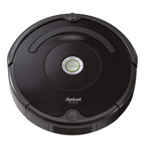 iRobot Roomba 614 Robot Vacuum- Good for Pet Hair, Carpets
