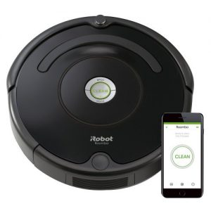 iRobot Roomba 675 Robot Vacuum-Wi-Fi Connectivity, Works with Alexa