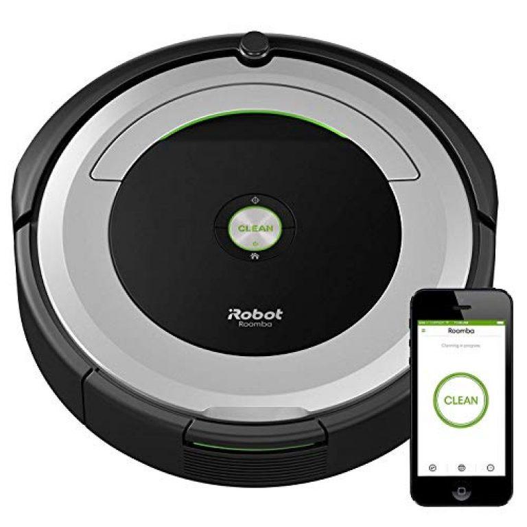 iRobot Roomba 690 Robot Vacuum-Wi-Fi Connectivity, Works with Alexa