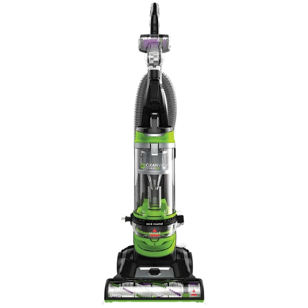 BISSELL-Cleanview-Rewind-Pet-Deluxe-Upright-Vacuum-Cleaner-24899-Green