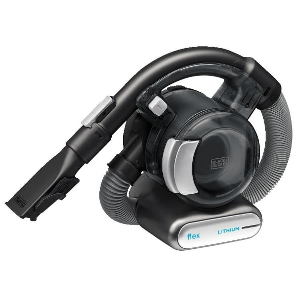 BLACKDECKER-20V-Max-Flex-Handheld-Vacuum-with-Pet-Hair-Brush-Cordless-Grey-BDH2020FL