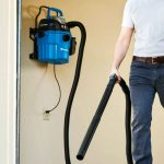 Wall Mounted Garage and Car Vacuum