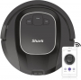 Shark ION Robot Vacuum R87 with Wi-Fi and Voice Control, 0.6 qt, Black