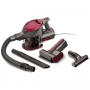 Shark Rocket Ultra-Light with TruePet Mini Motorized Brush and 15-foot Power Cord Hand Vacuum (HV292), Maroon
